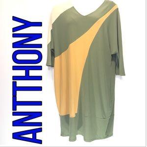 New ANTHONY 2X Dress1A-65
